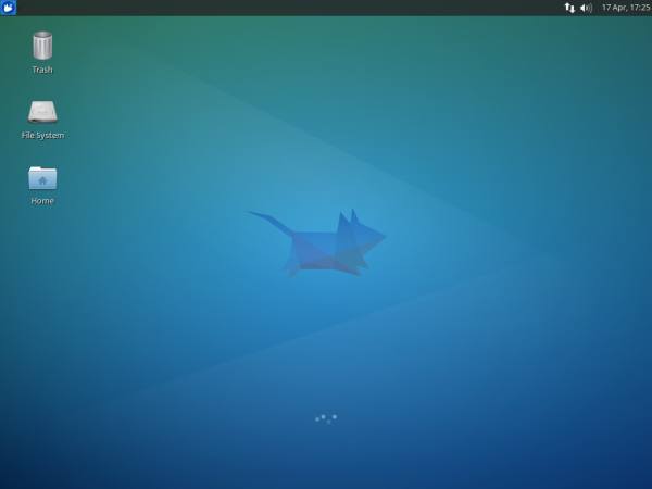Xubuntu 14.04: Desktop