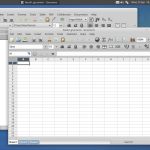 Xubuntu 12.04 LTS, Abiword and Gnumeric