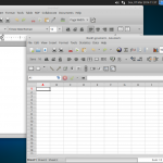 Xubuntu 13.10: Abiword and Gnumeric