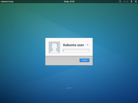 Xubuntu locking now: light-locker