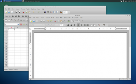 Xubuntu 14.04: Office applications