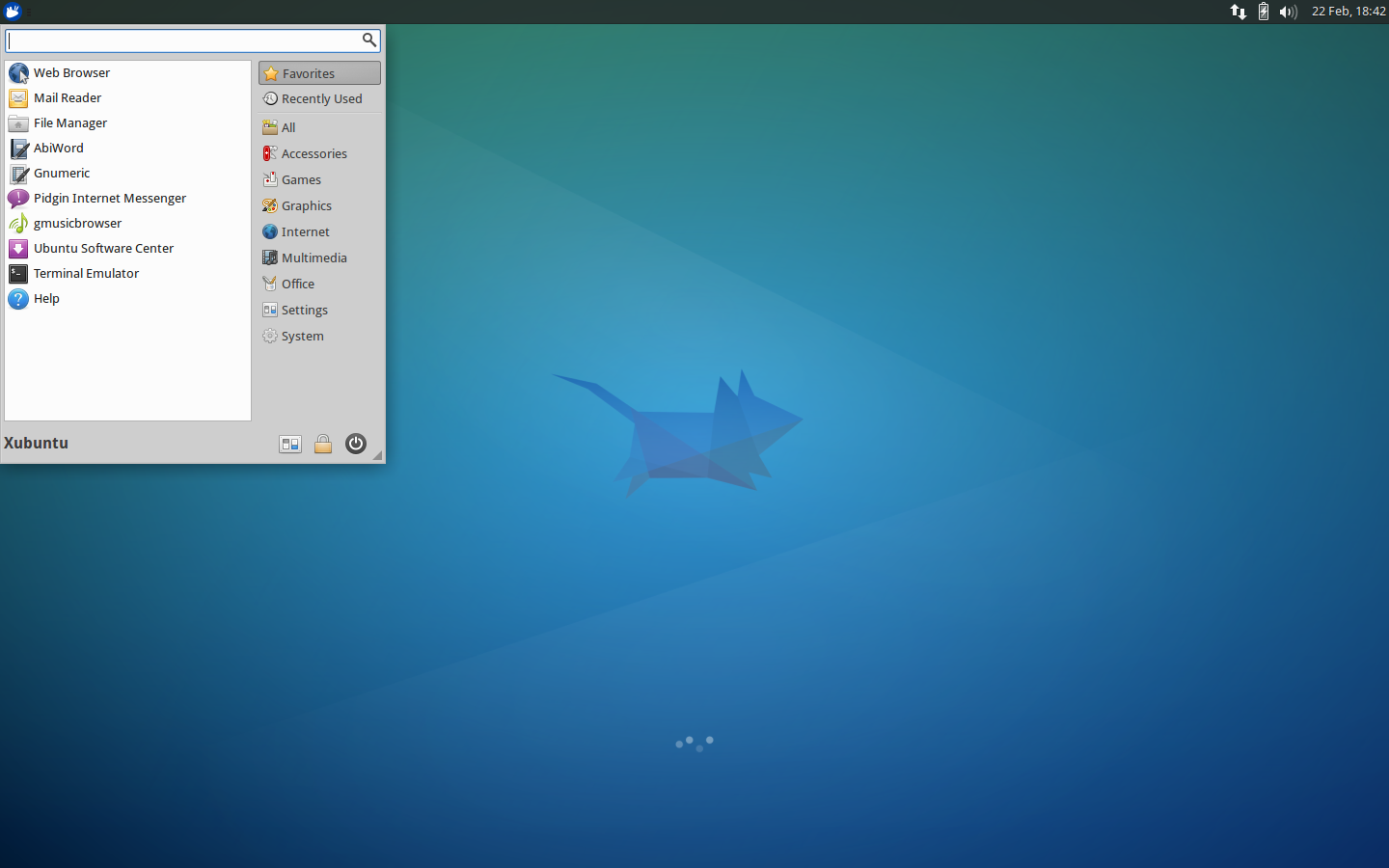 Best linux distributions for xfce as of slant